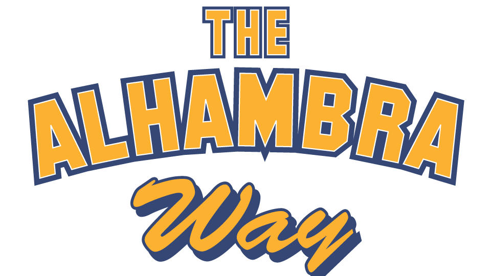 alhambra way logo